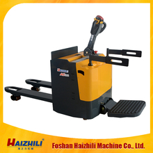 1.5-2.5 Tons Electric Heavy Load Powered Pallet Jack Pallet Truck