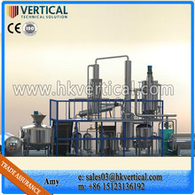 VTS-DPused cooking oil purification machine, Waste Engine Oil Recycling Factory, Used Oil Centrifuge