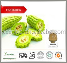 100% Natural High quality Bitter Melon Extract powder/10:1, 25:1, 10%, 20% charantin