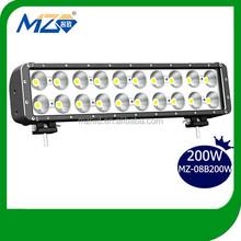 high lumen power new style led light bar , 20''/30''/40''/50'' cree double row led light bar ,off road led light bar cree cover