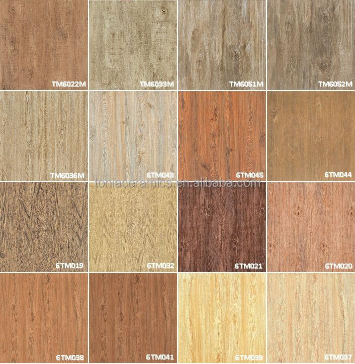 TONIA Clearance Sales 60x60 Wood Design Ceramic Floor
