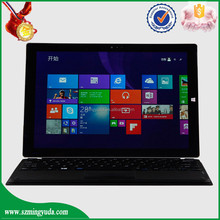 Latest popular style PU leather tablet keyboard made in china for surface pro 3 selling in alibaba china