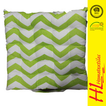 free sample available popular colorful stripe printing cushion