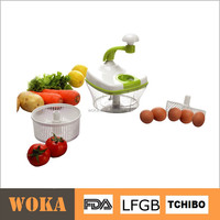 Master Slicer Vegetable Cutter Food Processor Fruits Onion Herbs Salad Spinner