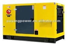 50Hz Volvo Silent Diesel Generator set (68kw to 550kw)