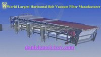 High Precision Easy to Clean Belt Vacuum Filter for Sale