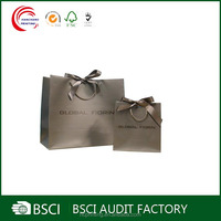 China supplier promotion retail boutique shopping bags