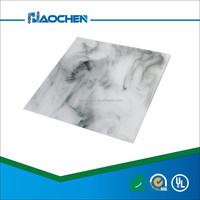 Hot sale! Acrylic Sheet Marble High reflective PMMA acryli sheet