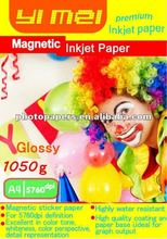 Magnetic Glossy Photo Paper A4 and A3 size