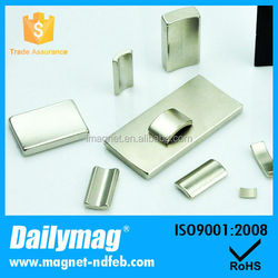 NdFeB permanent ring magnet /Rotor ring n42 ndfeb magnet/magnets in China