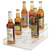 Good Quality Acrylic Wine Bottle Holder For Display