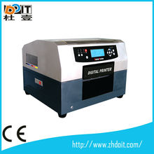 personalized custorm inkjet t shirt printing machine for sale/direct print to garment