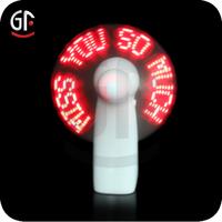 Hot Selling Hight Quality China Wholesale Promotion Gift- Mini Fan