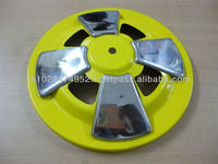 wheel alignments show cups