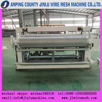 High quality reinforcing wire mesh welded machine/steel bar welding machinery