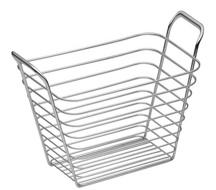Metal hanging towel storage bathroom basket buy bathroom basket hanging basket metal hanging for Hanging baskets for bathroom storage