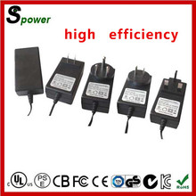 au ul uk eu listed 12V 2A power supply 12v for car radio