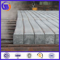 100mm 120mm 130mm 3sp 5sp Q235 Q275 square shape price billet steel with high quality