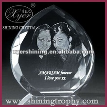 The most popular crystal laser photo in 2012