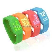 Silicone Wrist USB Flash Drive 1gb 2gb 4gb 8gb 16gb 32gb 64gb Bracelet USB Watch