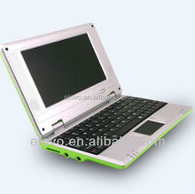Good price 7 inch pc netbook WM8650 Android 2.2 pc netbook