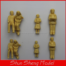 Scale 1/25 Model Indoor Skin Color figure color mini figure Scale Human