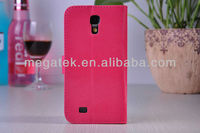 for samsung galaxy s4 case leather ,for samsung s4 case wallet , Leather wallet case for samsung s4