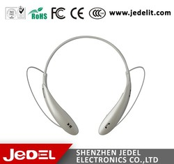 Wholesale Alibaba Small Cheap Wireless Bluetooth Headphones with Color Box Packing