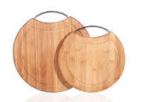 Vegetable Bamboo chopping block Cutting board for OEM