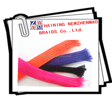 manufacture supply colourful braided cord made in China