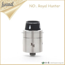 Hot products for 2015 wholesale royal hunter rda atomizers