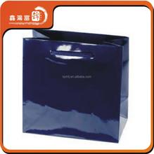 women cloth printing shopping new idea paper bag