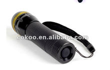 Factory direct sales handheld flashlight torch M-13