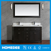 """HOMEDEE 2015 Canada Style 60"""" style selections bathroom vanities With Drawers"""
