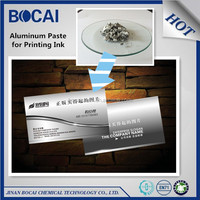 Egypt metallic silver color aluminum pigment for offset printing ink usage