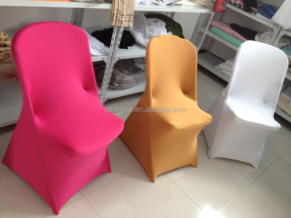 spandex folding chair cover lycra chair cover folding