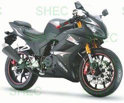 Motorcycle mini chopper 110cc
