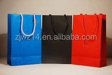 2015 fashion paper shopping bag making machine/ valve port square bottom mortar bag/ kraft food packaging paper bags with window