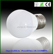 Top quality dimmable e14 gu10 led bulb 800 lumen 3 years warranty