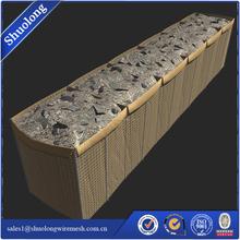 precios más bajos galvanizado barreras defensivas hierro militares alambre Hesco