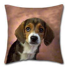 new fashion home decor dog design printed cushions