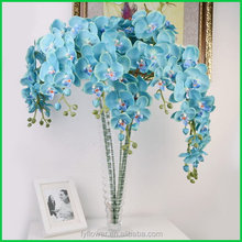 Low price Best-Selling orchid bush artificial flowers