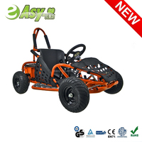 Hot selling 4 wheels heavy duty adult pedal go kart pass CE certificate