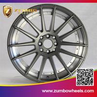 2015 ZUMBO S0006 alloy wheels for sale new design car alloy wheels