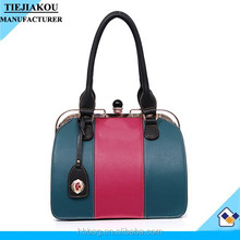 Hot selling custom fashion brand women bags directly factory price