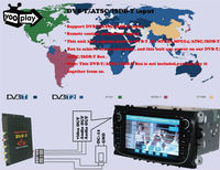 Автомобильный DVD плеер OEM Android 4.2 Din 7/DVD/ford/mondeo/s/max/focus 2 2006/wifi BT GPS IPOD