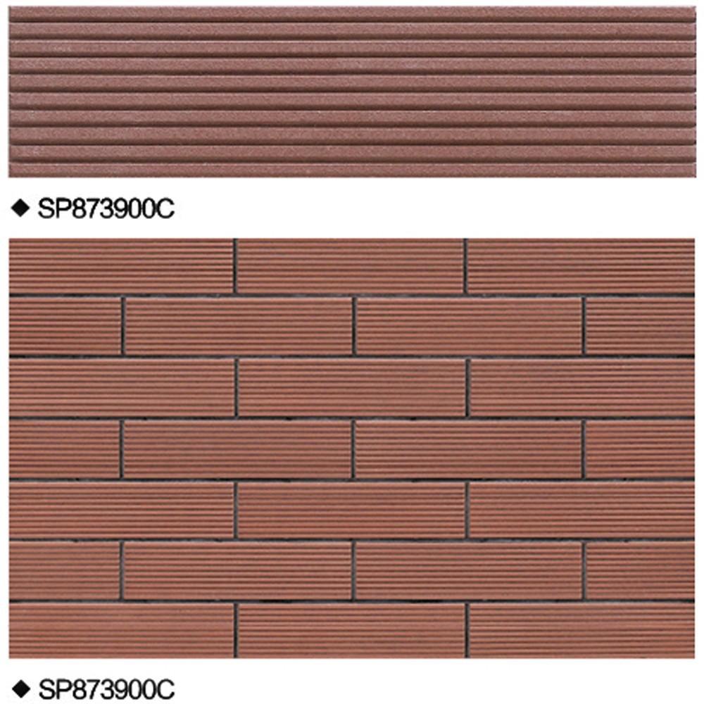 Fashionable design interior exterior ceramic walls for Wall tiles exterior design