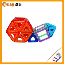 Magnetic Plastic Building Block Set Construction magformers Toys