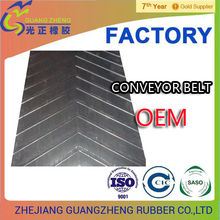 all kinds of NN150 oil resistence rubber conveyor belts in china factory price
