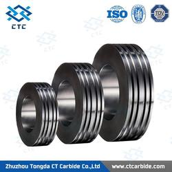 tungsten carbide rods and strips good rib making & long working life tungsten carbide roll with good quality